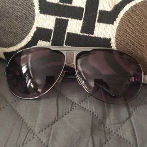 Guess Mens Aviator Sunglasses